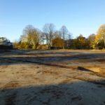 Kieselrotsanierung: Fertigstellung der Sanierung des Sportplatzes in Unna im Rahmen der Bauleitplanung