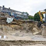 Sanierungsplan für eine PCB Altlast in einem Wohngebiet